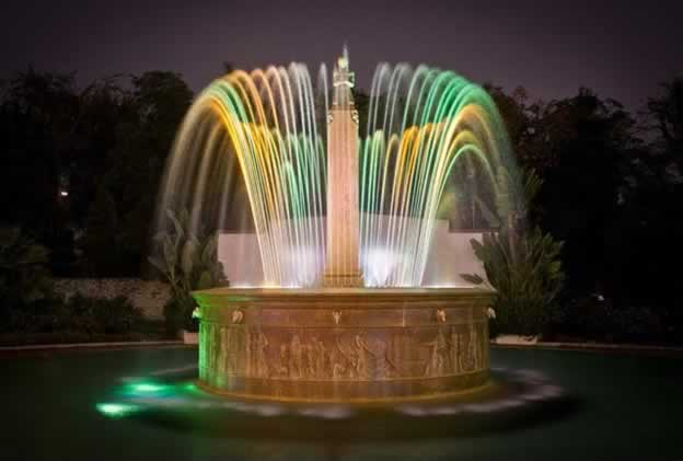 The Electric Fountain